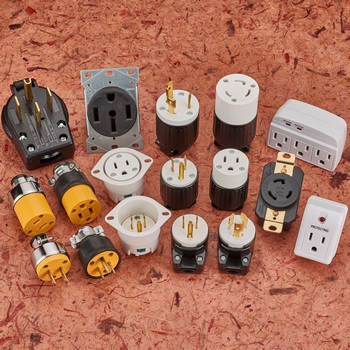 PLUG & CONNECTOR & RECEPTACLE